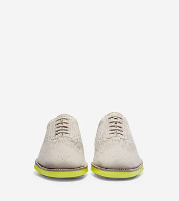 Men's ZERØGRAND Winterized Oxford with Stitchlite™