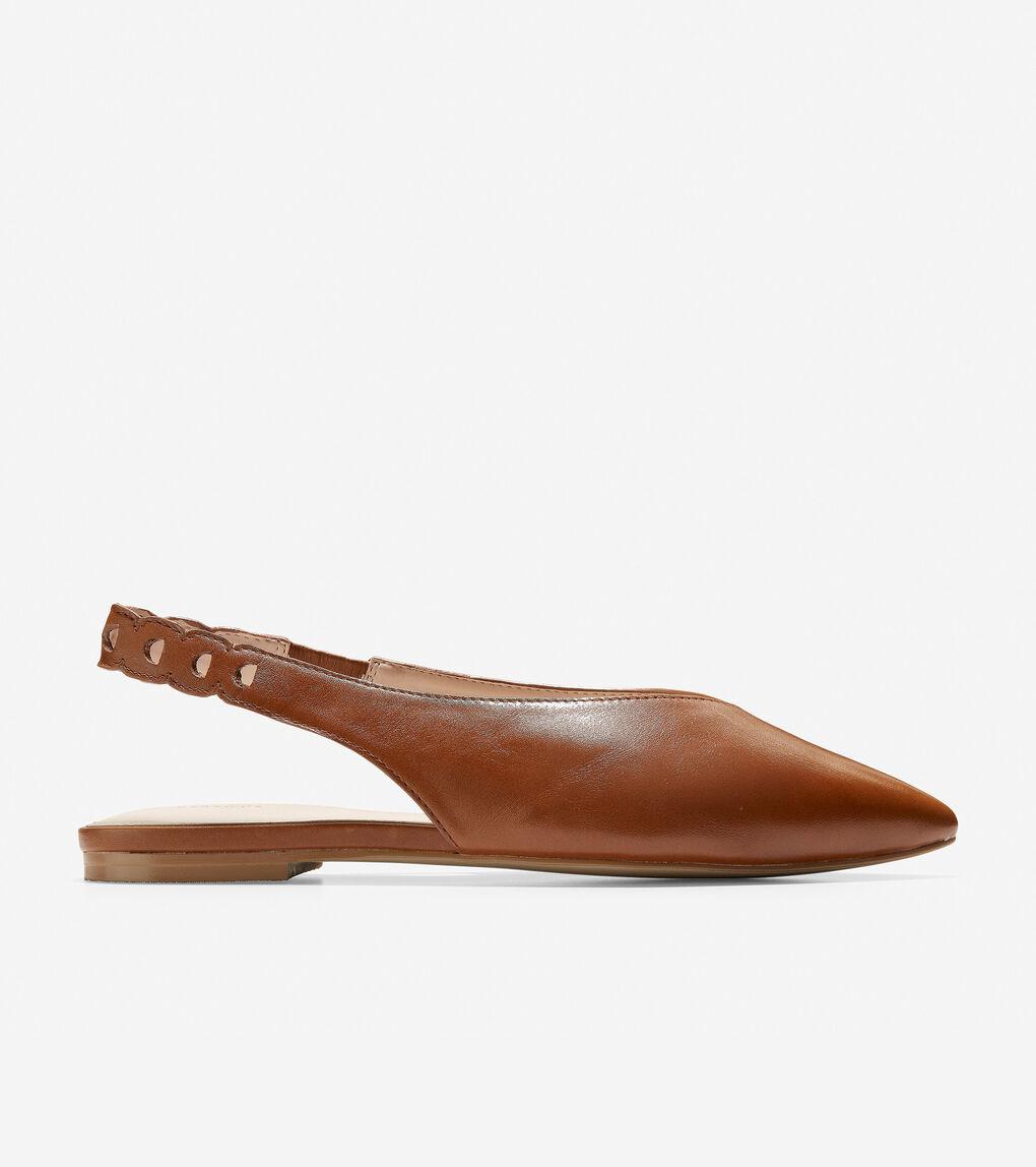Womens Merrit Skimmer Flat