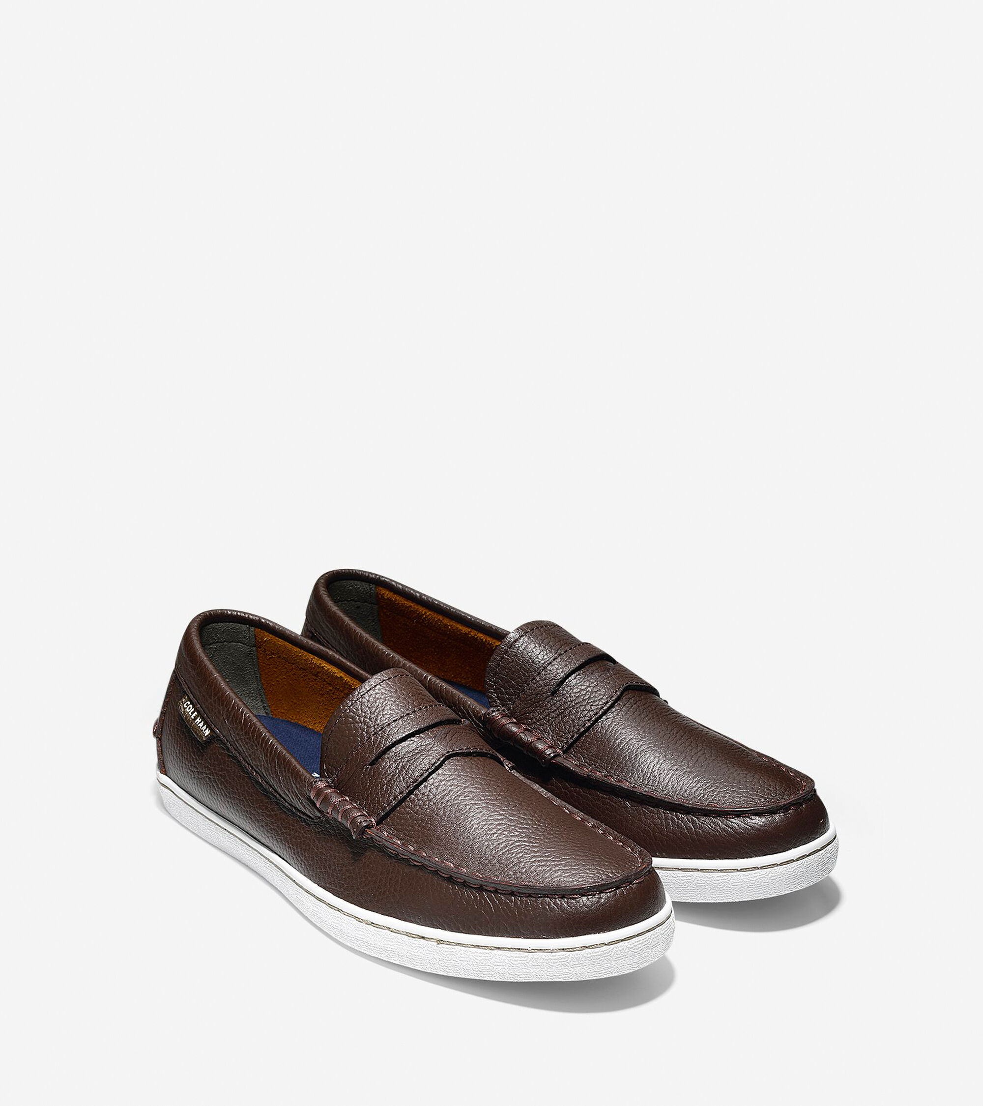 89564b65abd Men s Nantucket Loafers in British Tan Leather   Sale