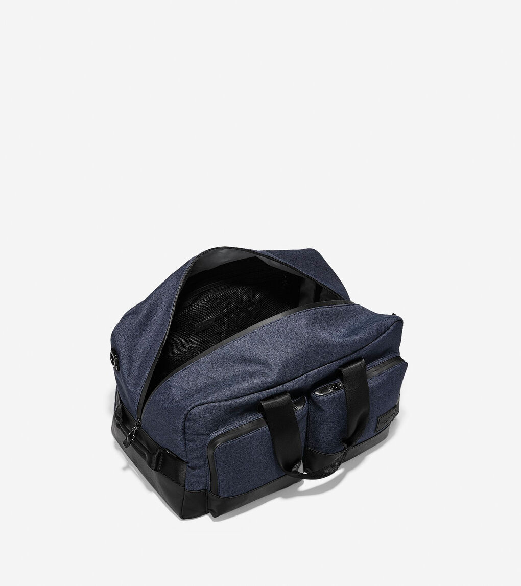 MENS Sawyer Trail Nylon Duffle