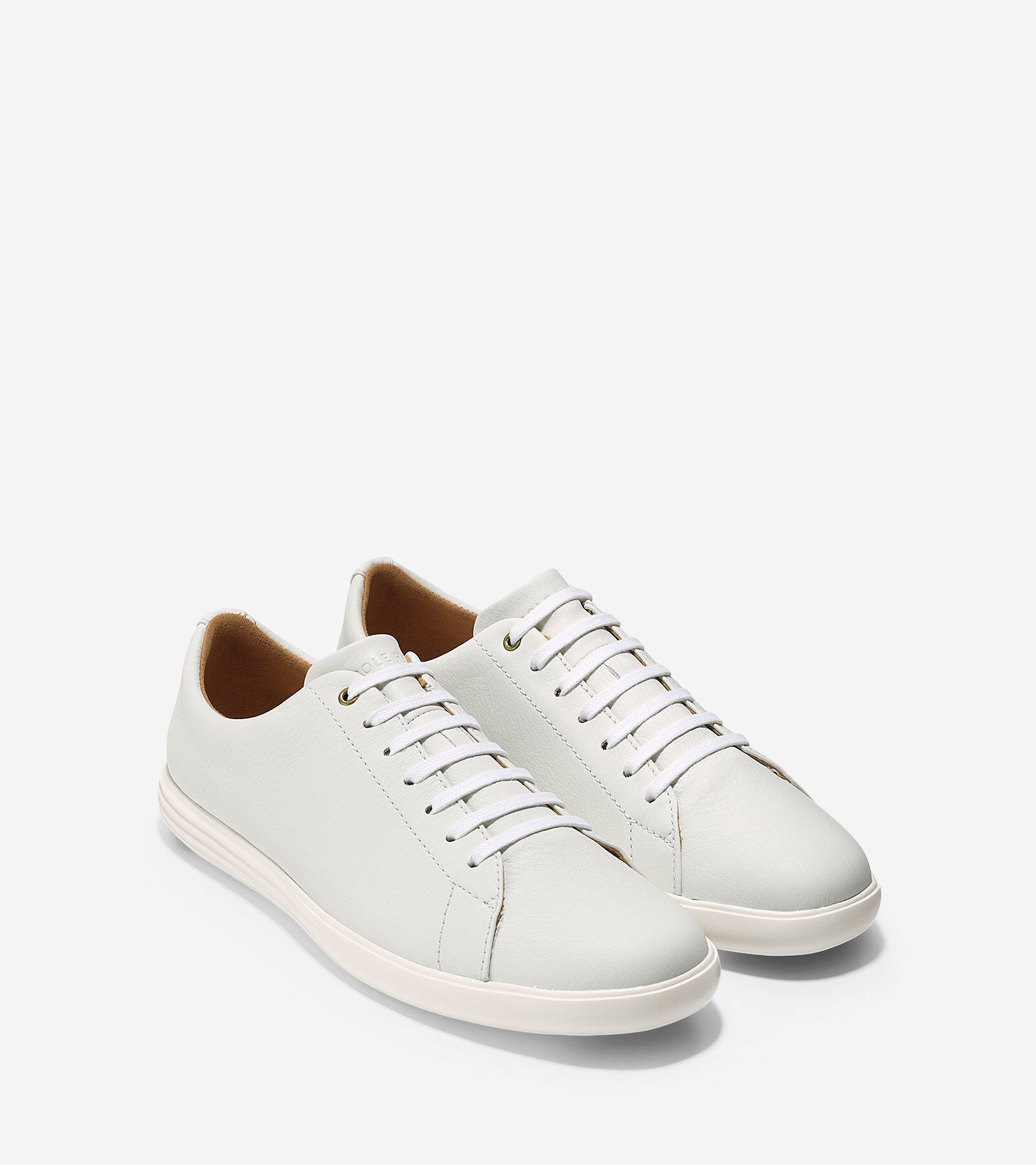 cole haan men's leather sneakers