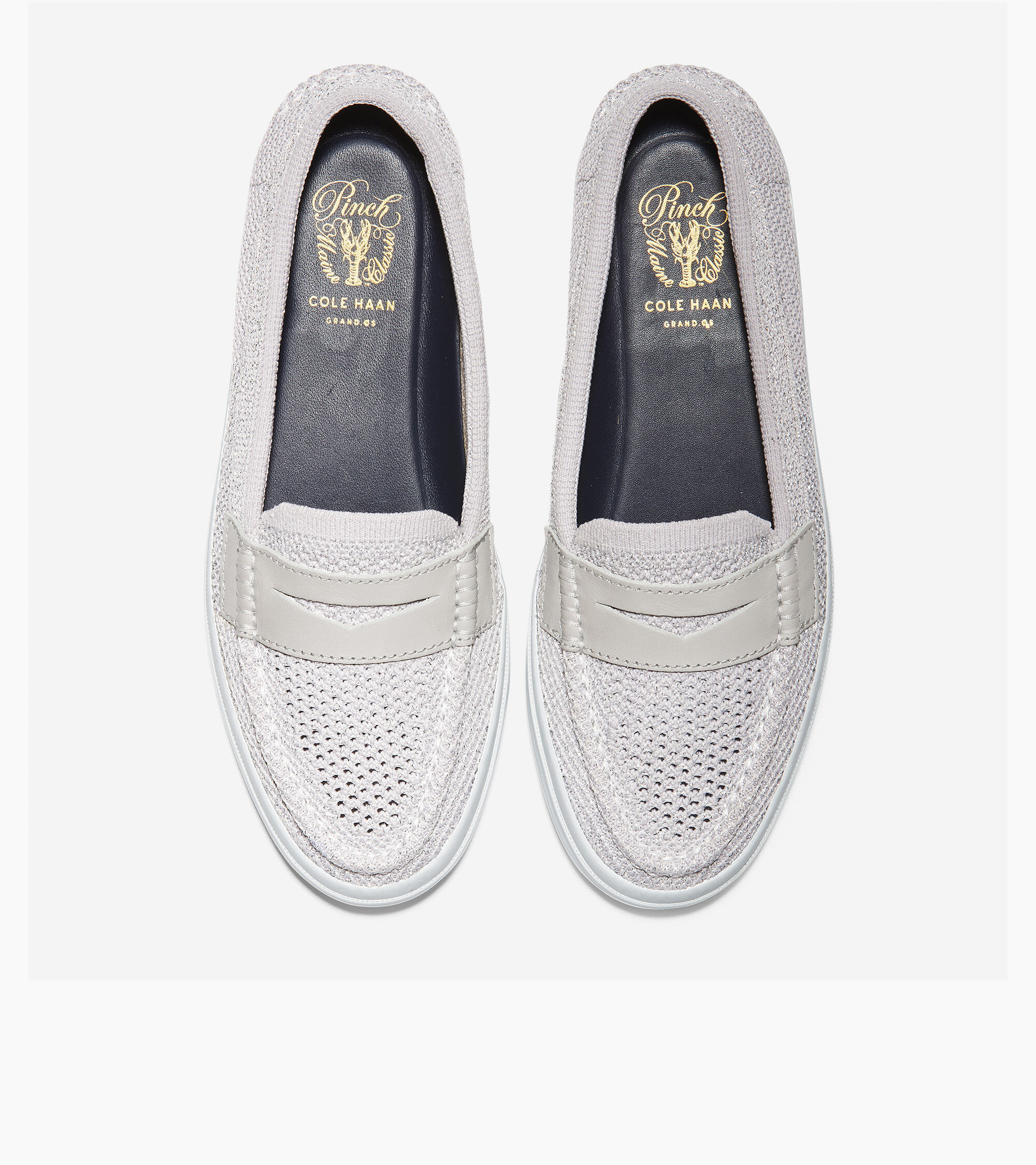0f85315fd58 Women s Pinch Weekender LX Loafers with Stitchlite in Metallic ...