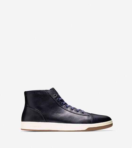 Sneakers > Men's GrandPrø Spectator Mid Sneaker