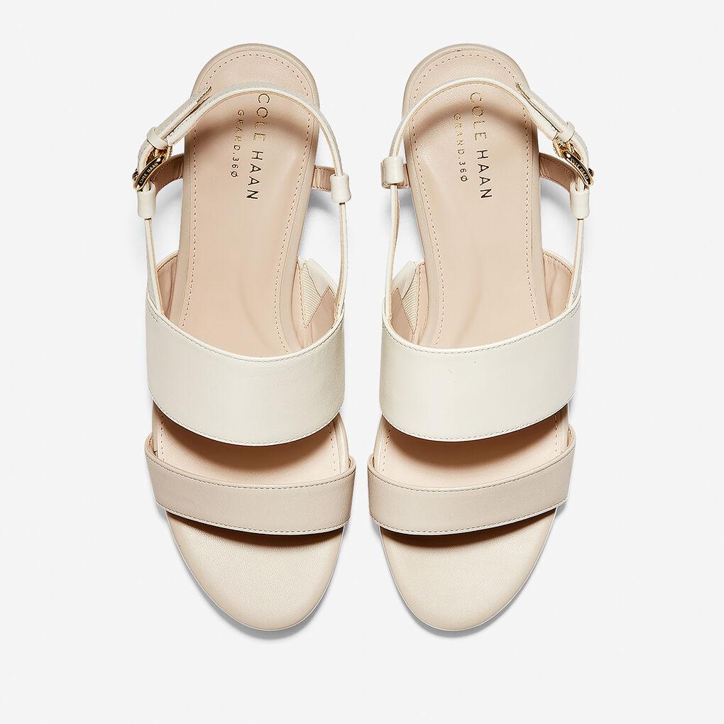 Womens Annabel Grand Wedge Sandal