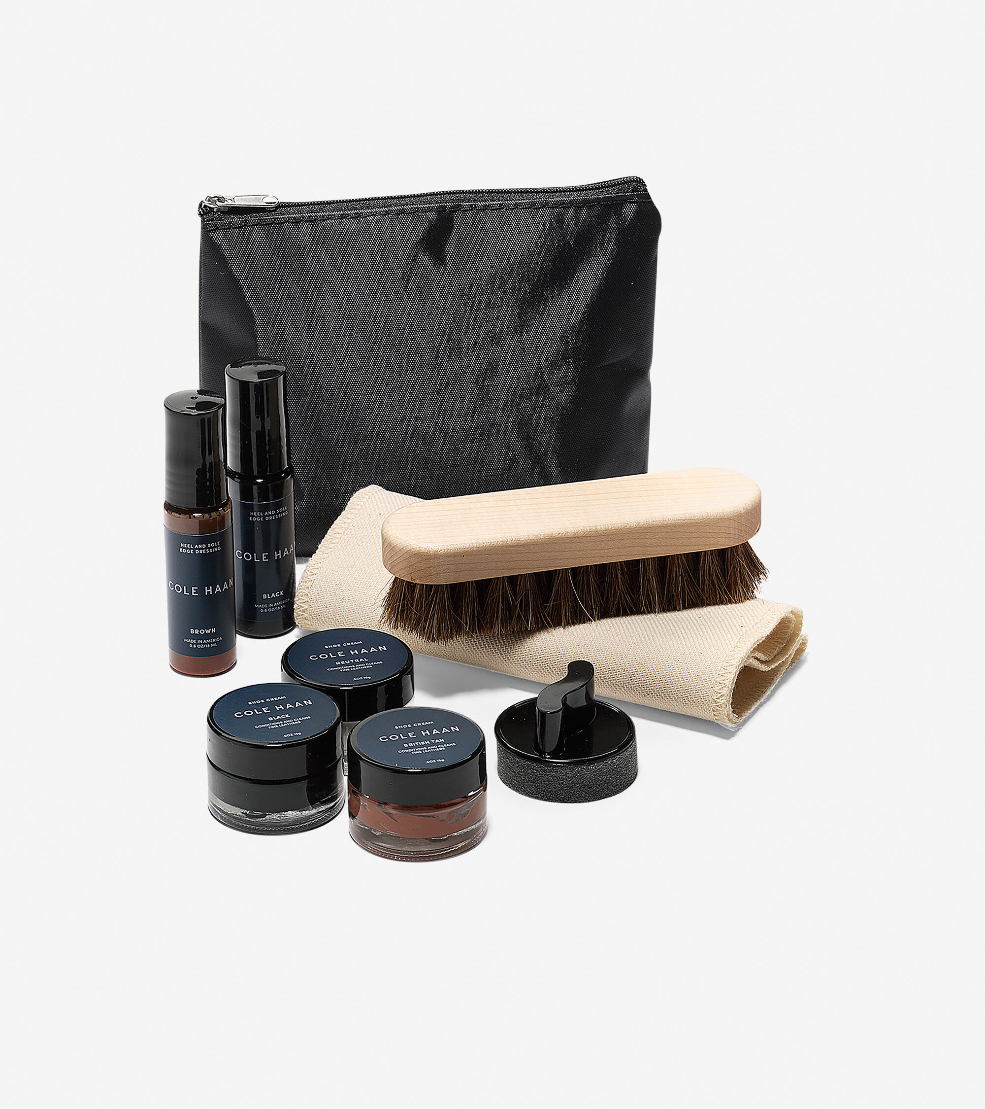 Economy Travel Kit in Neutral | Cole Haan