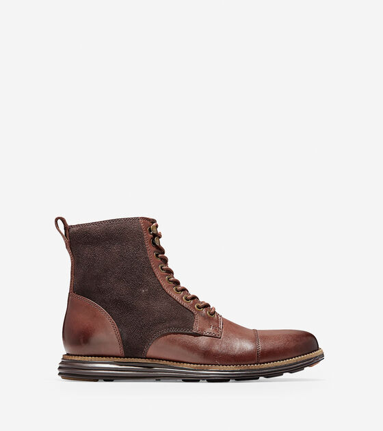 Boots > Men's ØriginalGrand Cap Toe Boot