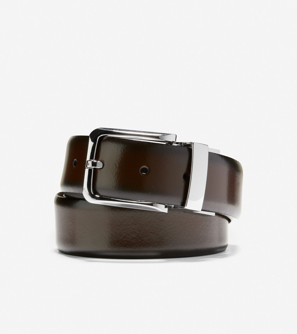 MENS Italy Reversible Leather Belt