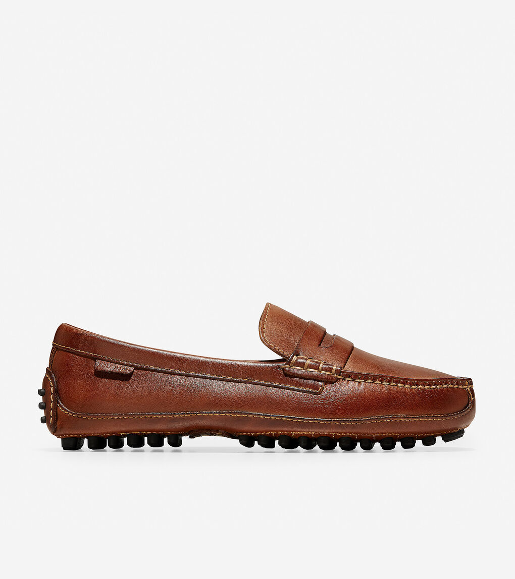 Mens Grant Canoe Penny Loafer