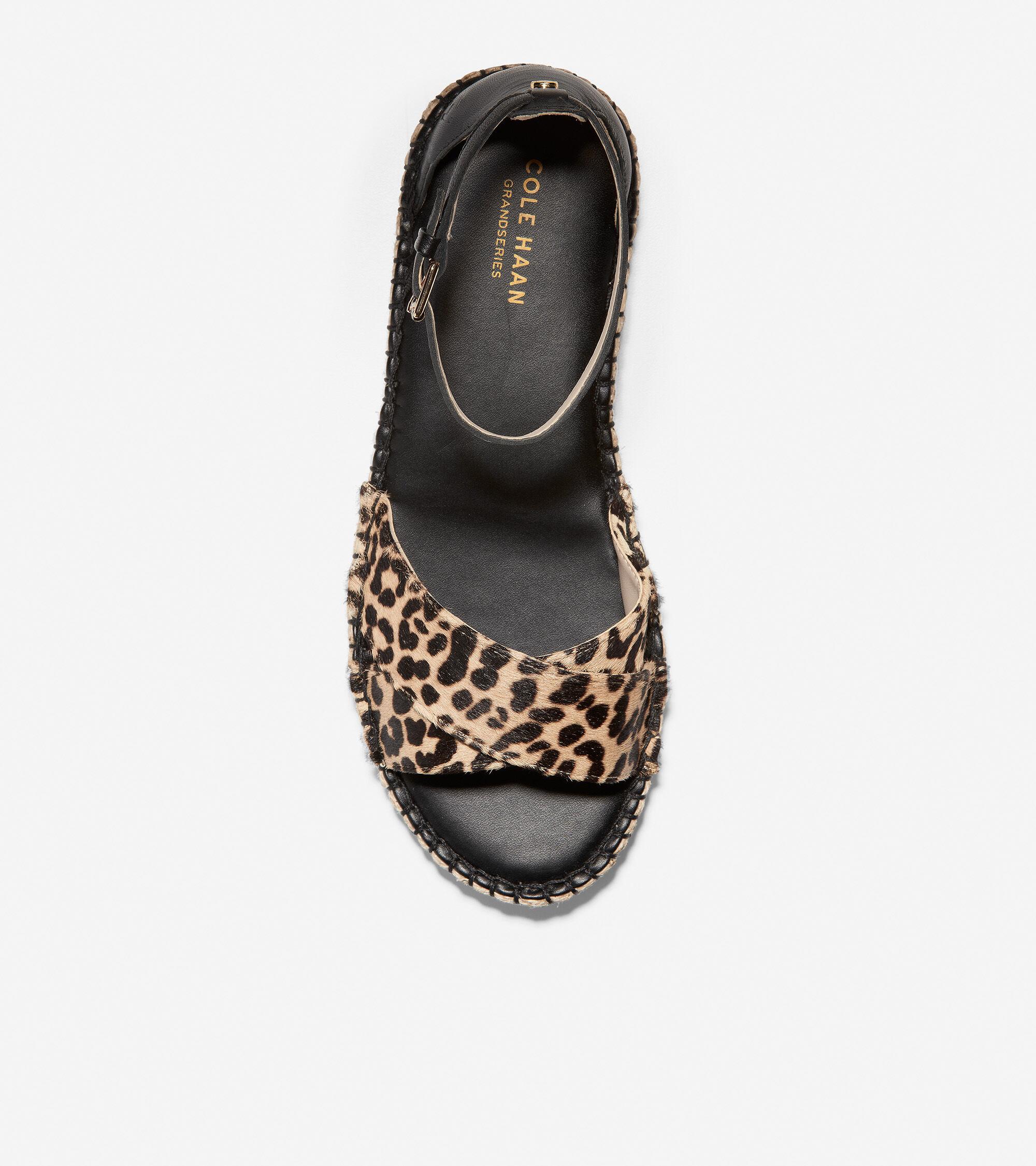 Cloudfeel Espadrille Ankle Strap Sandal