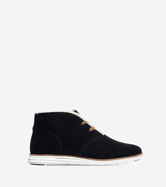 Shoes > Women's ØriginalGrand Shearling Chukka