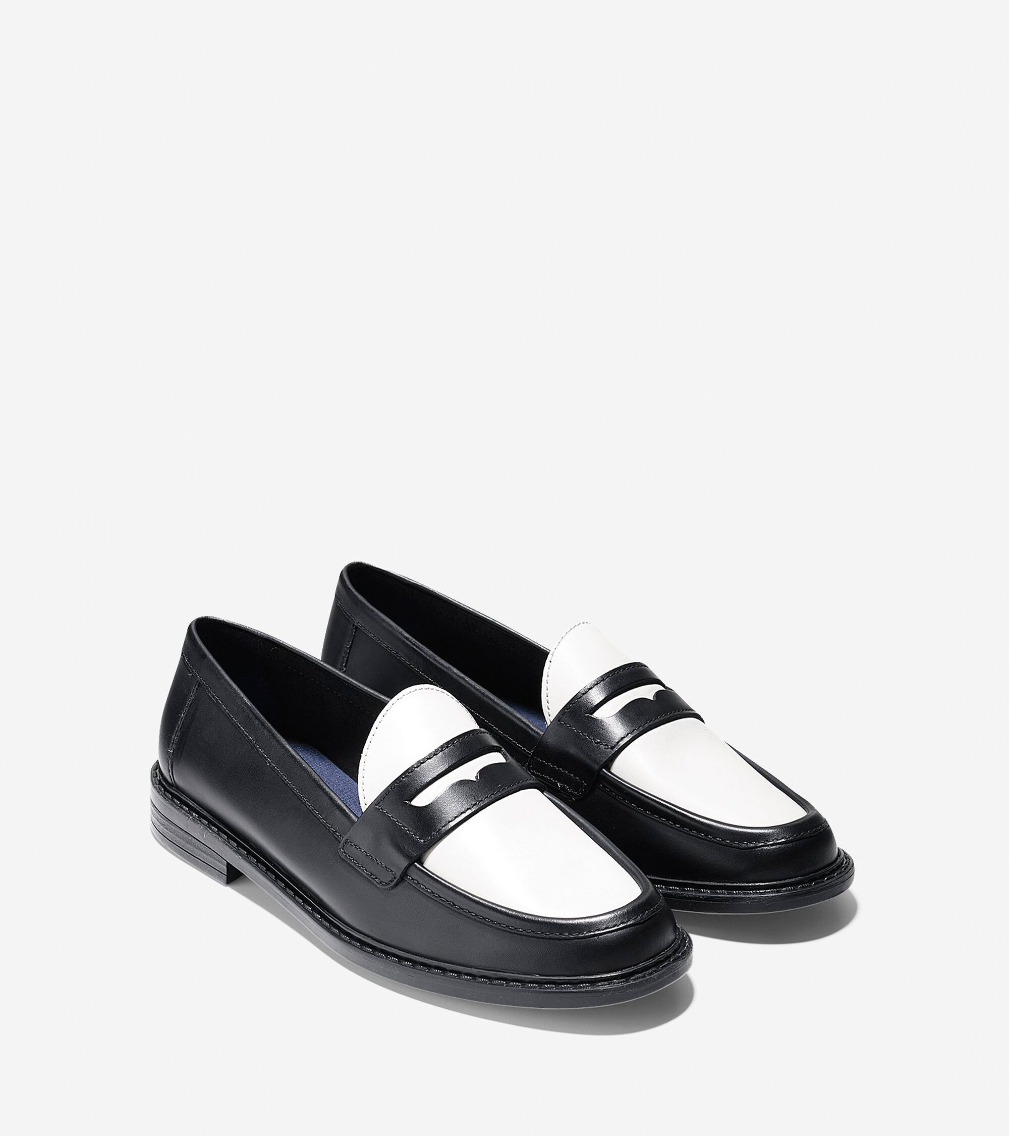Buy low price, high quality black and white loafers womens with worldwide shipping on lidarwindtechnolog.ga