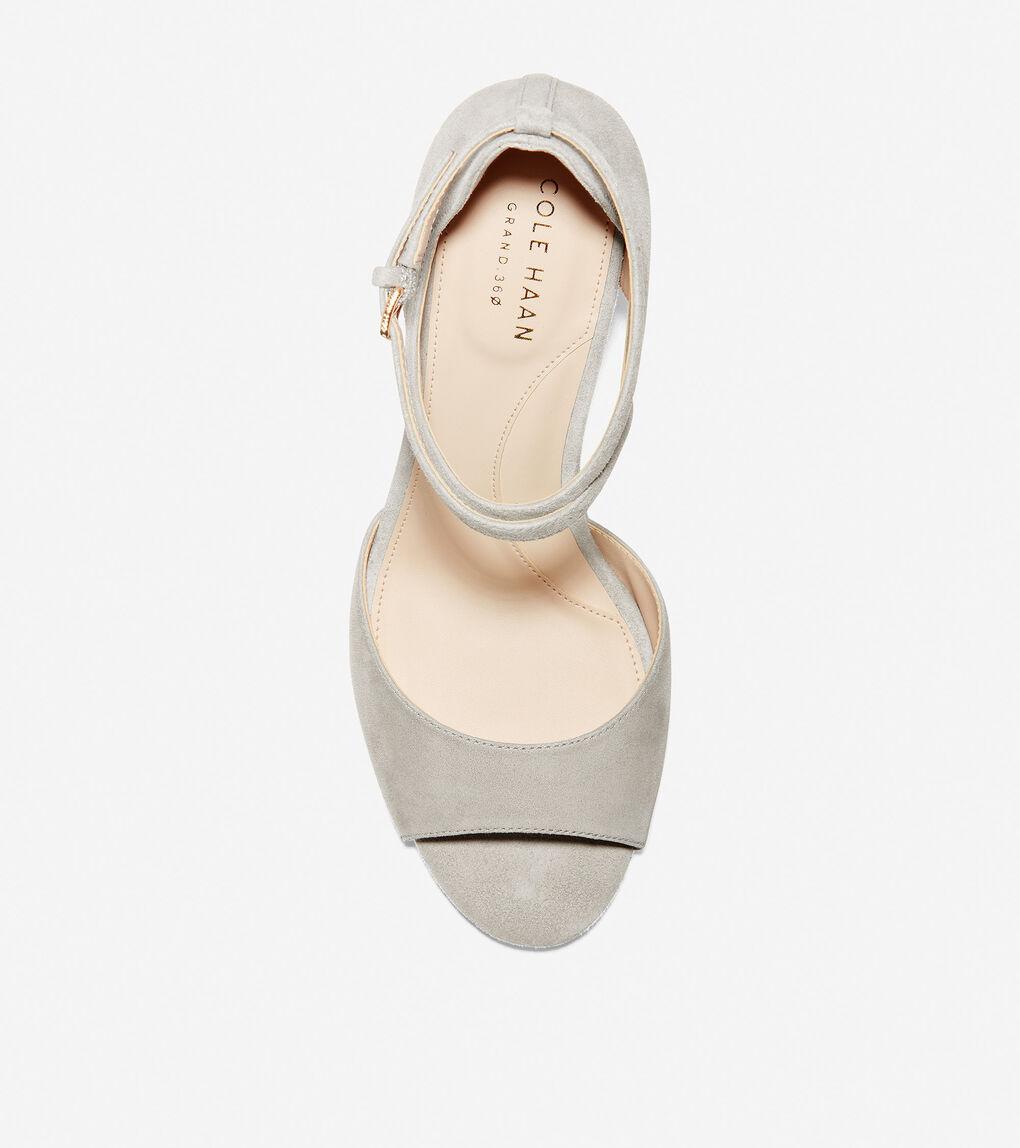 WOMENS Sadie Open Toe Wedge Sandal