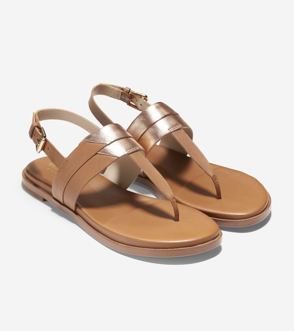 Womens Ainslee Grand T-Strap Sandal