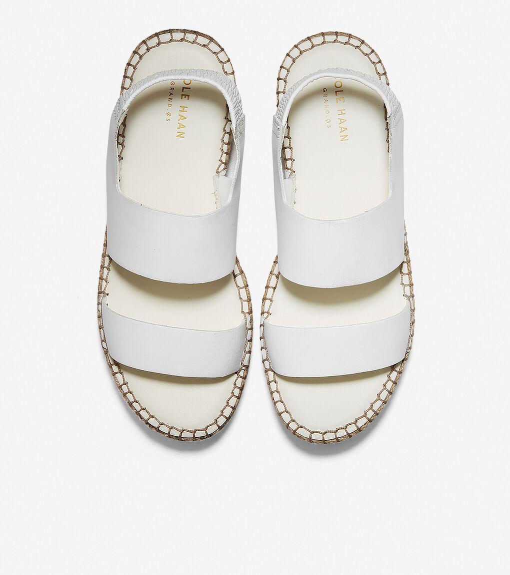 WOMENS Cloudfeel Espadrille Sandal