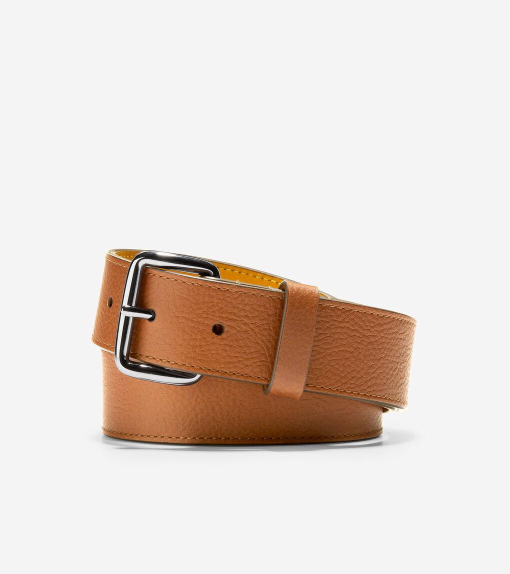 MENS ZERØGRAND 35mm Cut Edge Belt