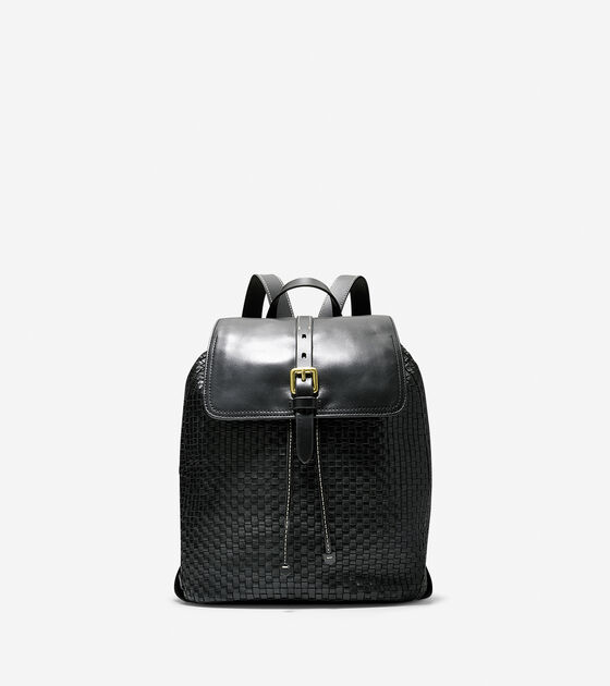 Accessories & Outerwear > Loralie Weave Backpack
