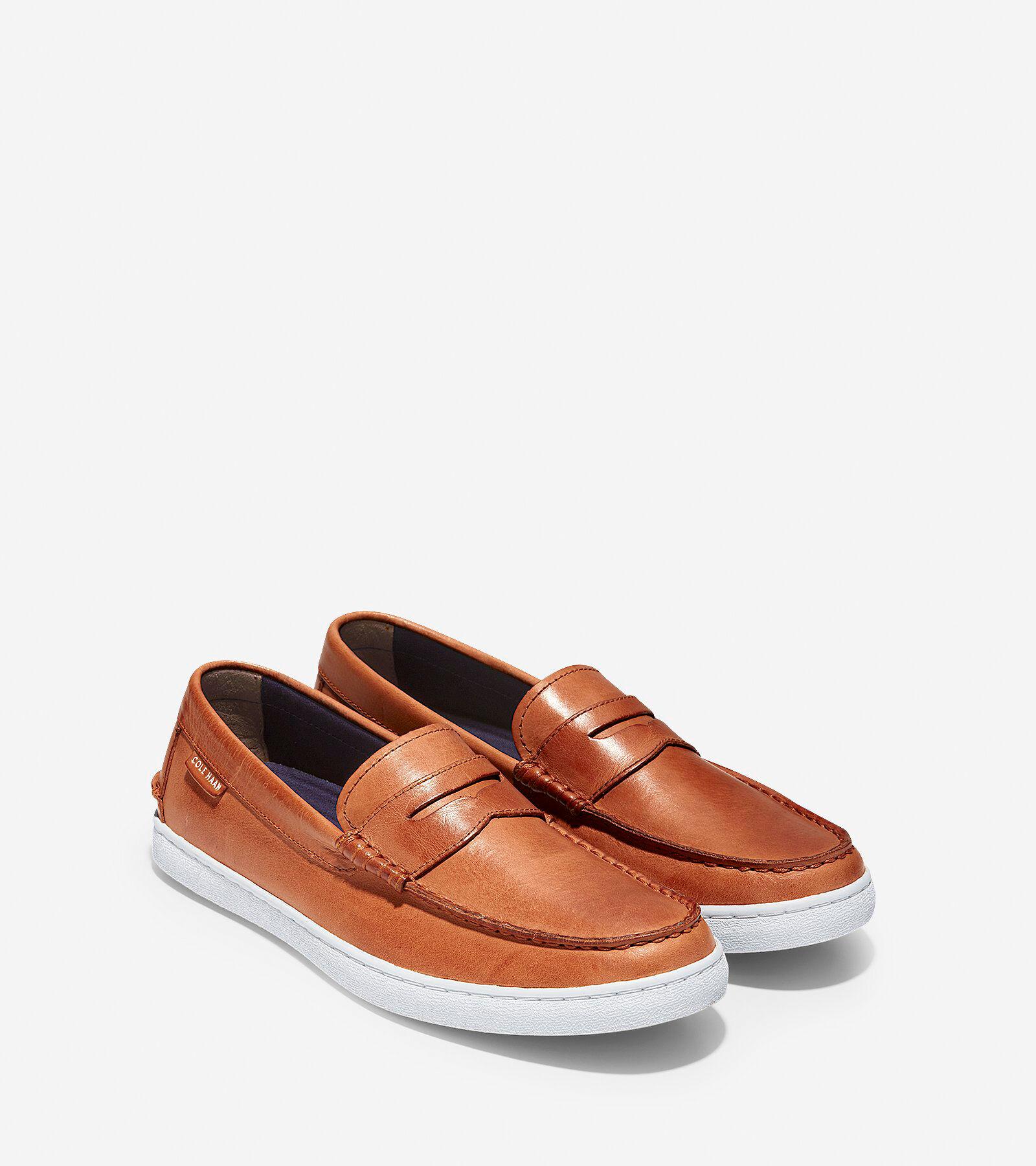 cole haan men's nantucket loafer black