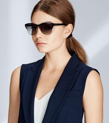 Modern Clubmaster Sunglasses