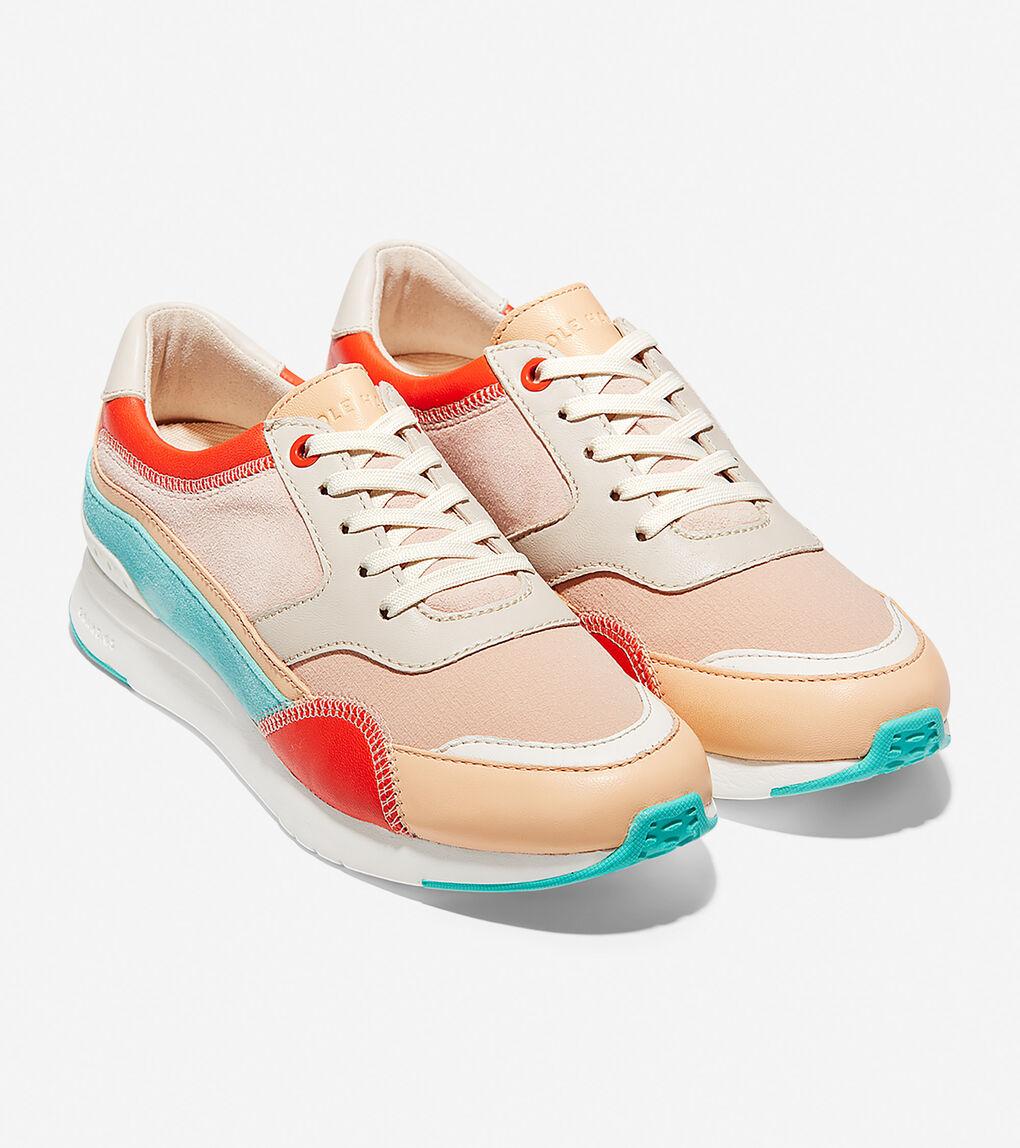 Womens GrandPrø Downtown Sneaker