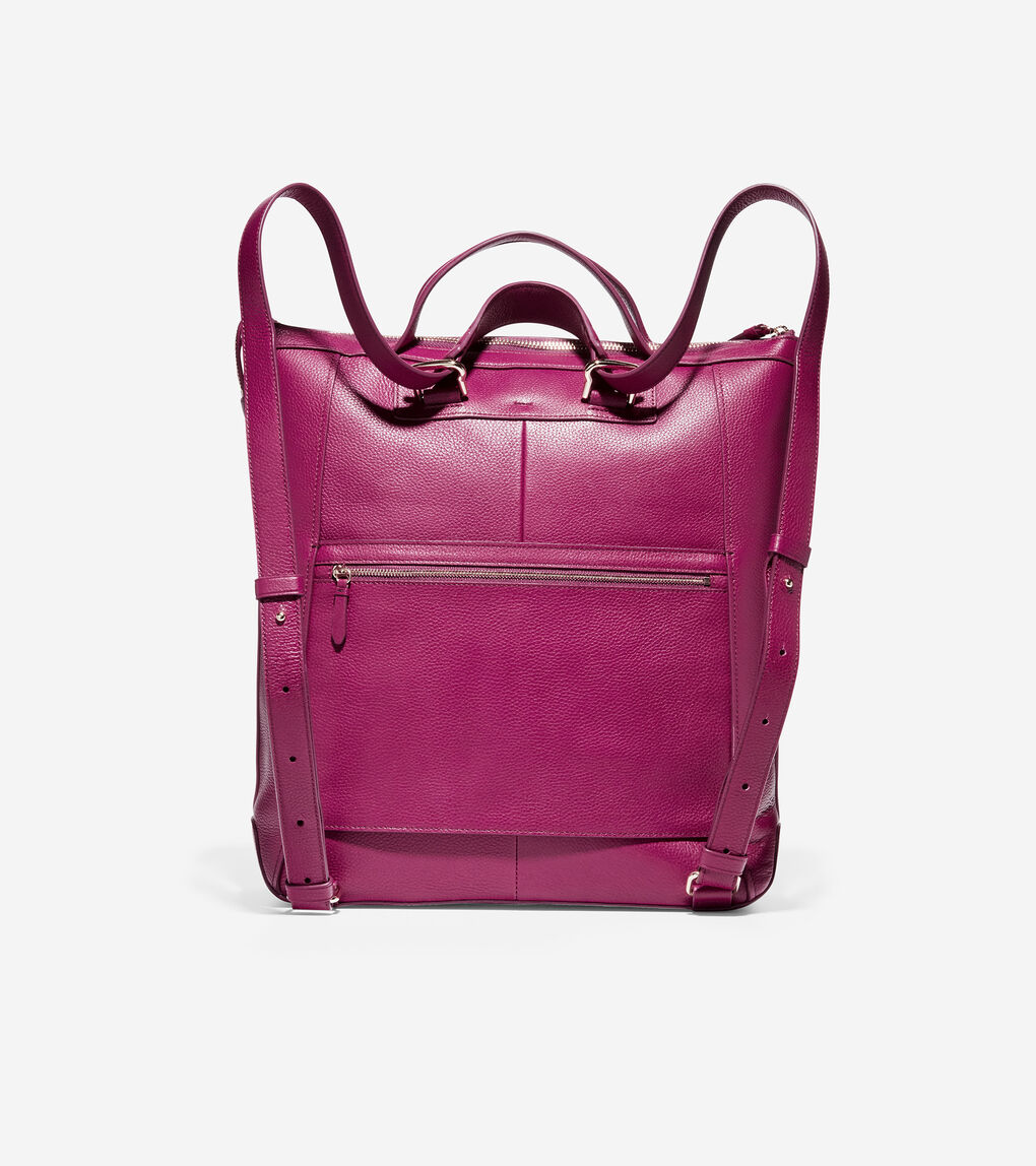 WOMENS Grand Ambition Leather Backpack