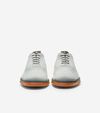 Men's ZERØGRAND Oxford with Stitchlite™