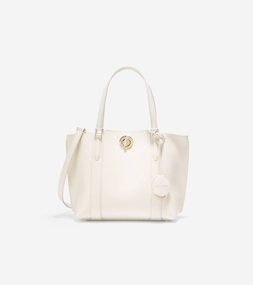 WOMENS Small Turnlock Tote