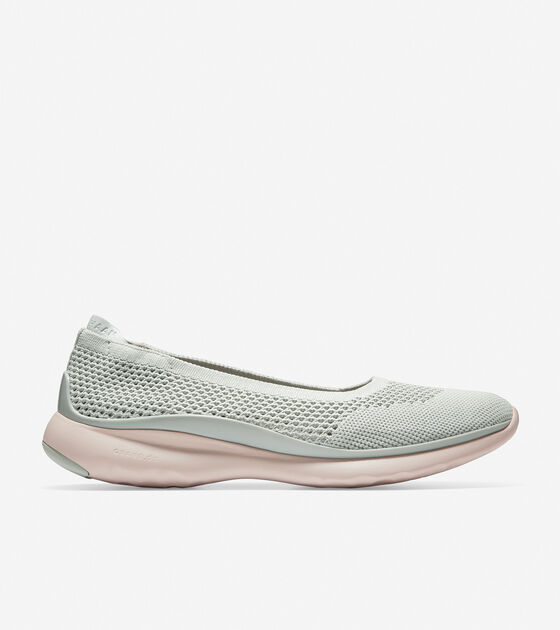 Ballets > Women's 3.ZERØGRAND Ballet Flat with Stitchlite™