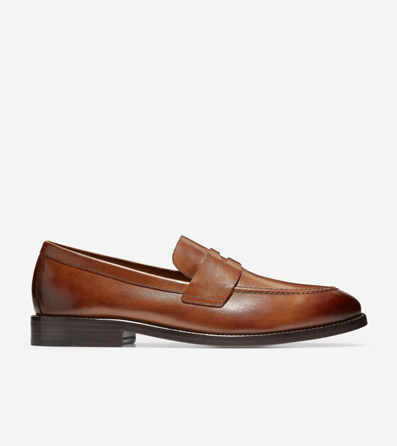 Loafers & Driving Shoes > Cole Haan American Classic Kneeland Penny Loafer