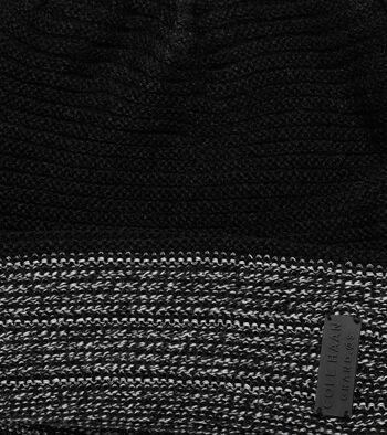 Grand.ØS Reflective Marled 4-Way Hat