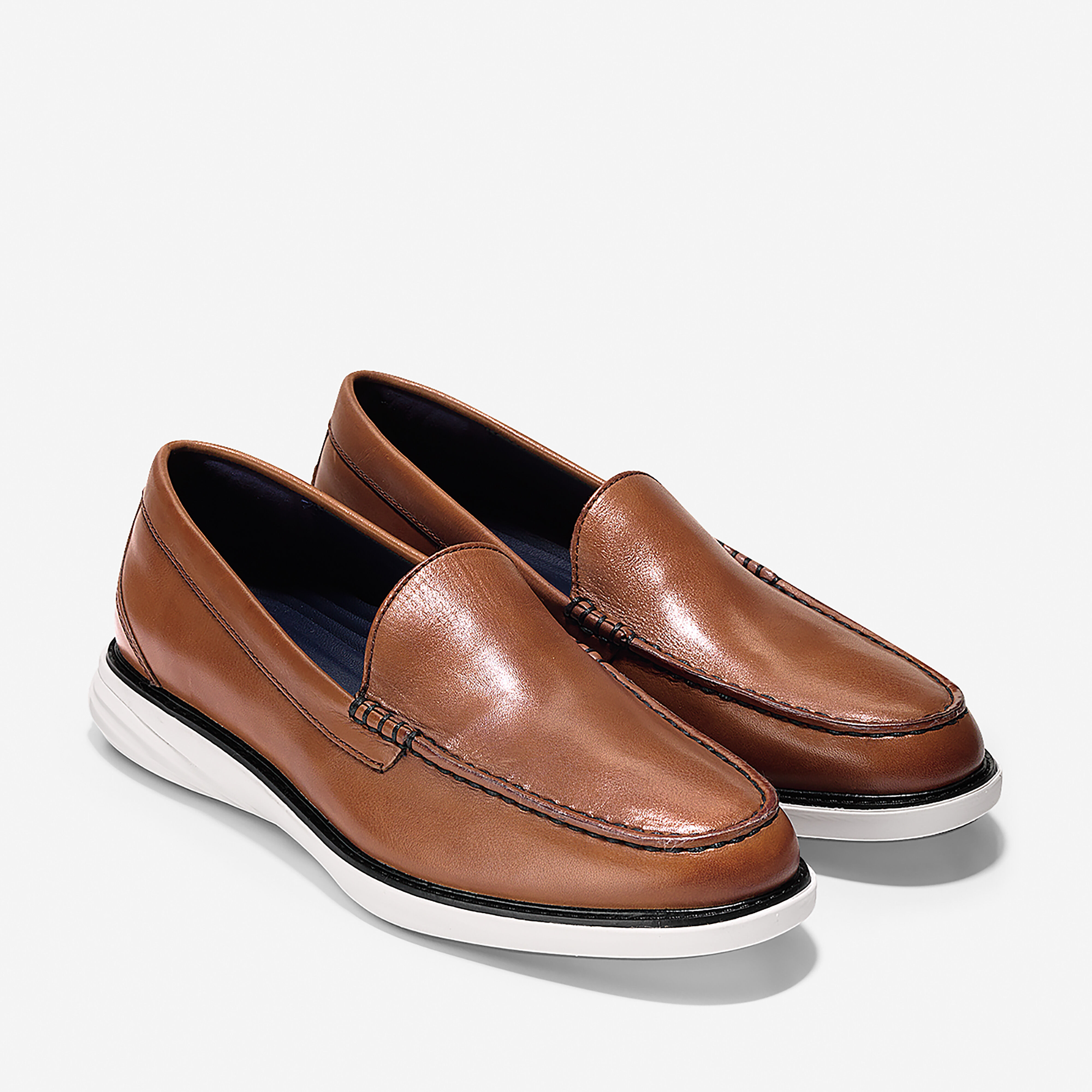 Cole Haan Men/'s GrandEvOlution Venetian Loafer Oxford Slip-On Sandals Comfort