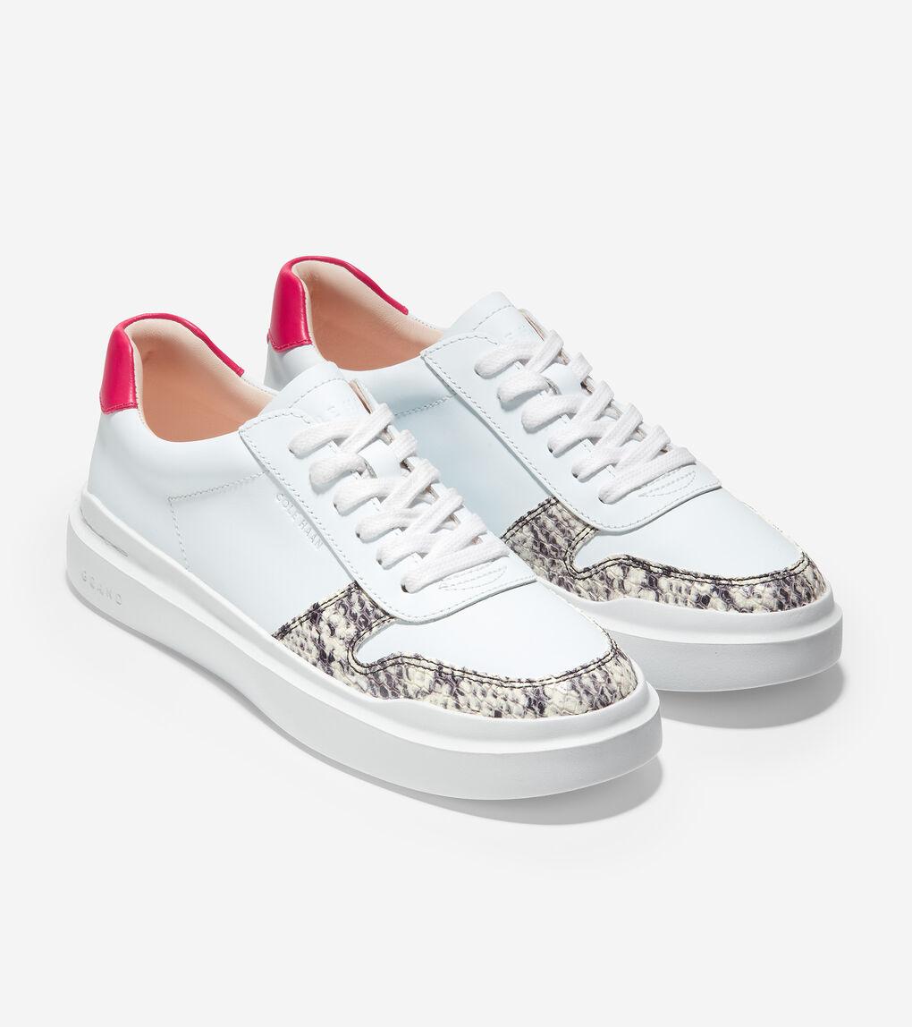 WOMENS GrandPrø Rally Court Sneaker