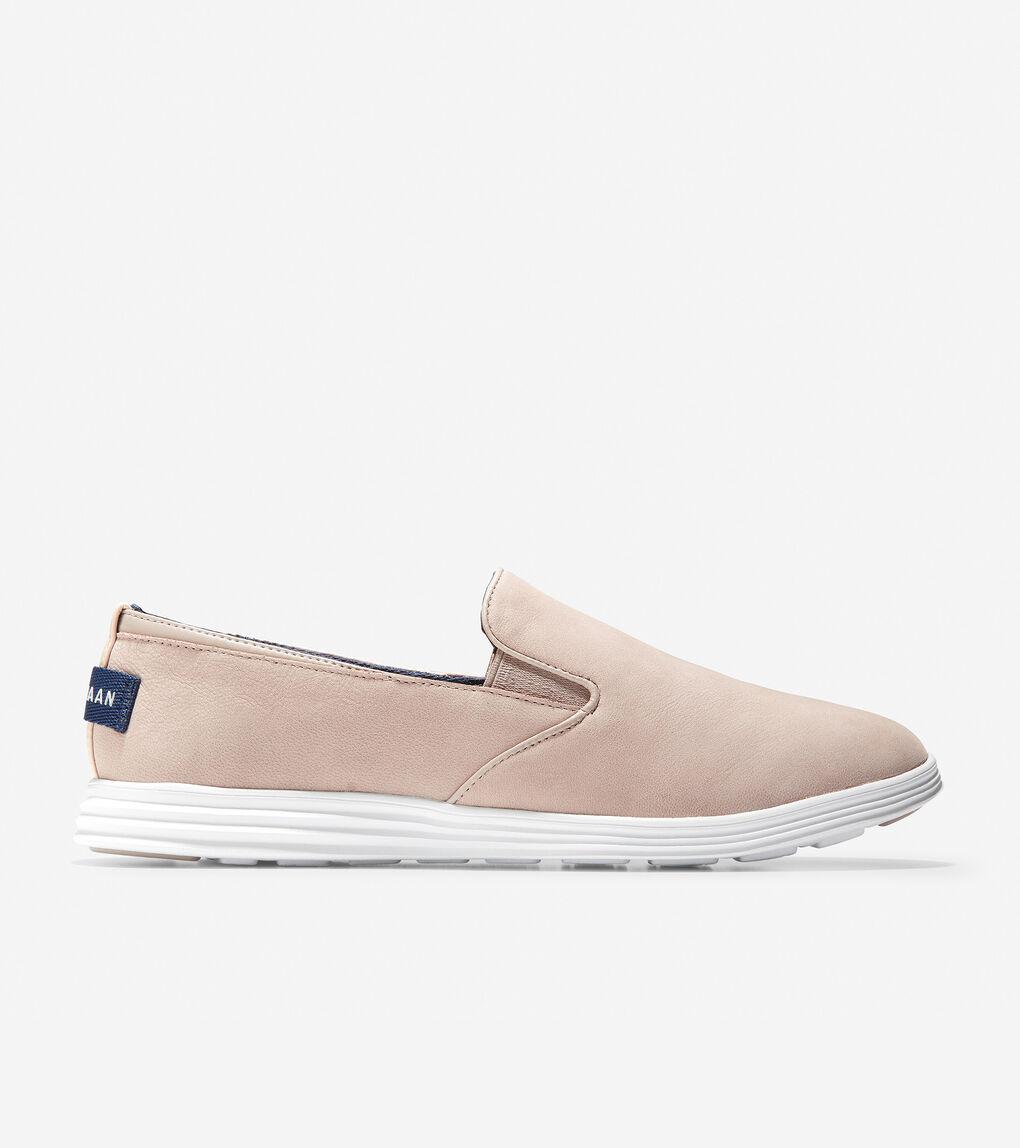 Womens Ella Grand 2 Gore Slip-On Loafer