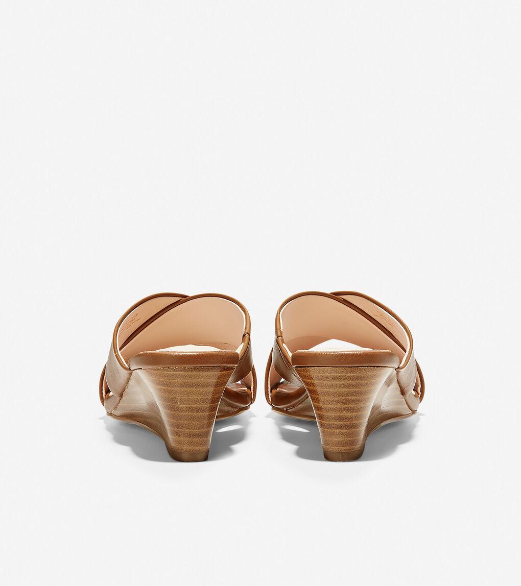 Womens Adley Grand Wedge Sandal (50mm)