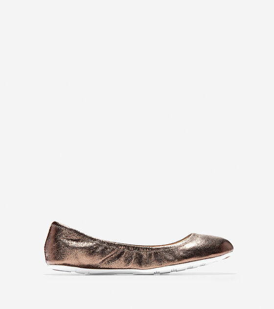Shoes > Women's ZERØGRAND Ballet Flat