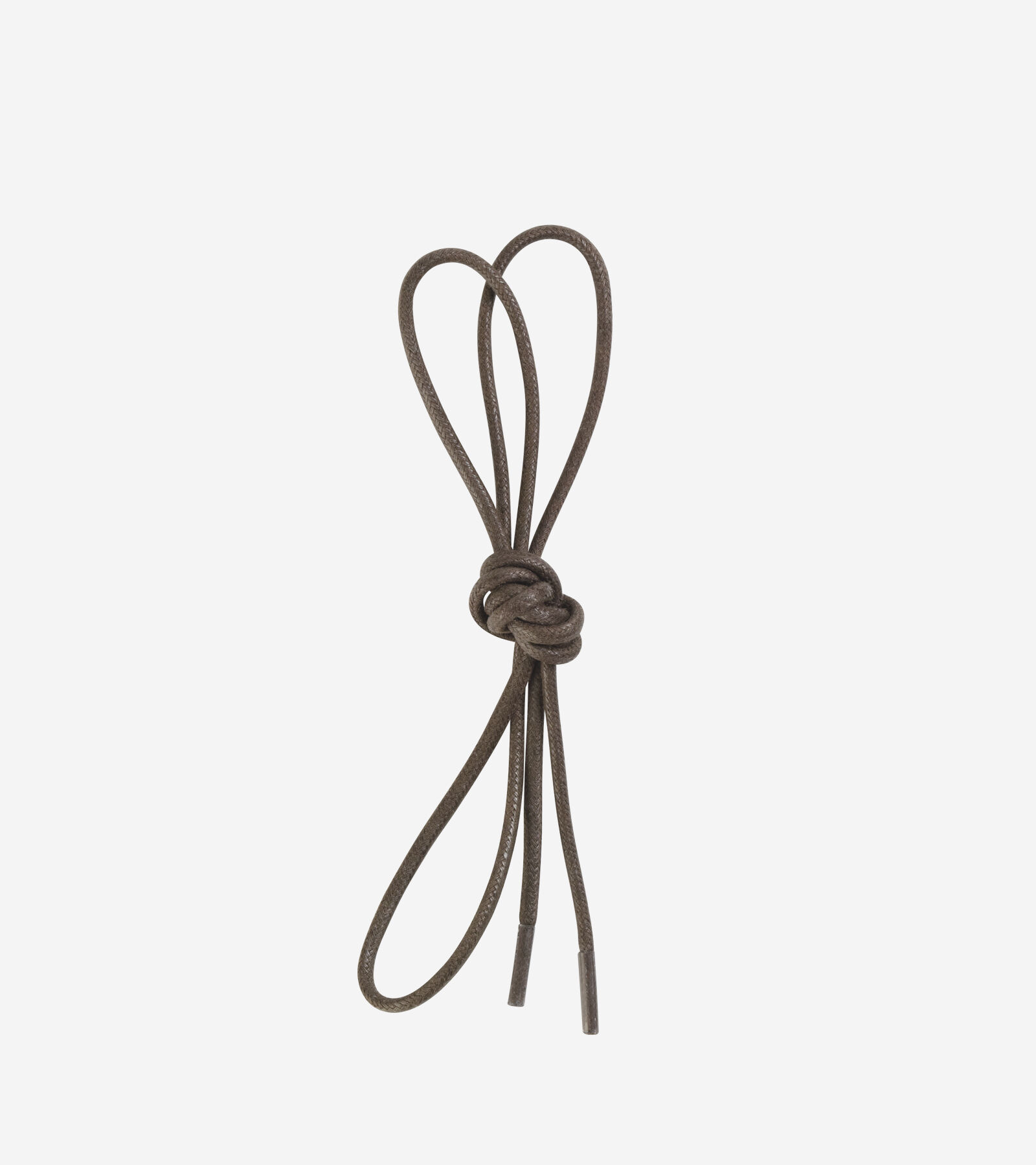 Mens Round Shoe Lace in Chestnut | Cole