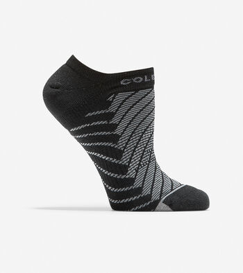 ZERØGRAND Textured Low Cut Sock
