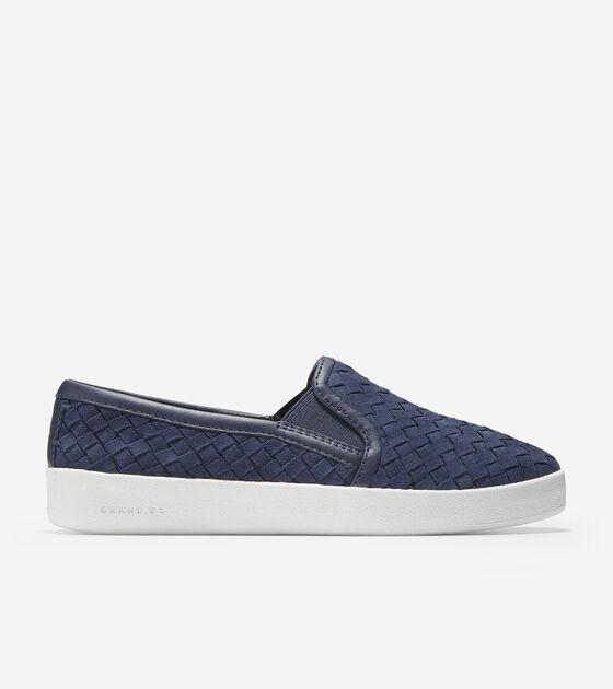 Women > Women's GrandPrø Spectator Slip On Sneaker