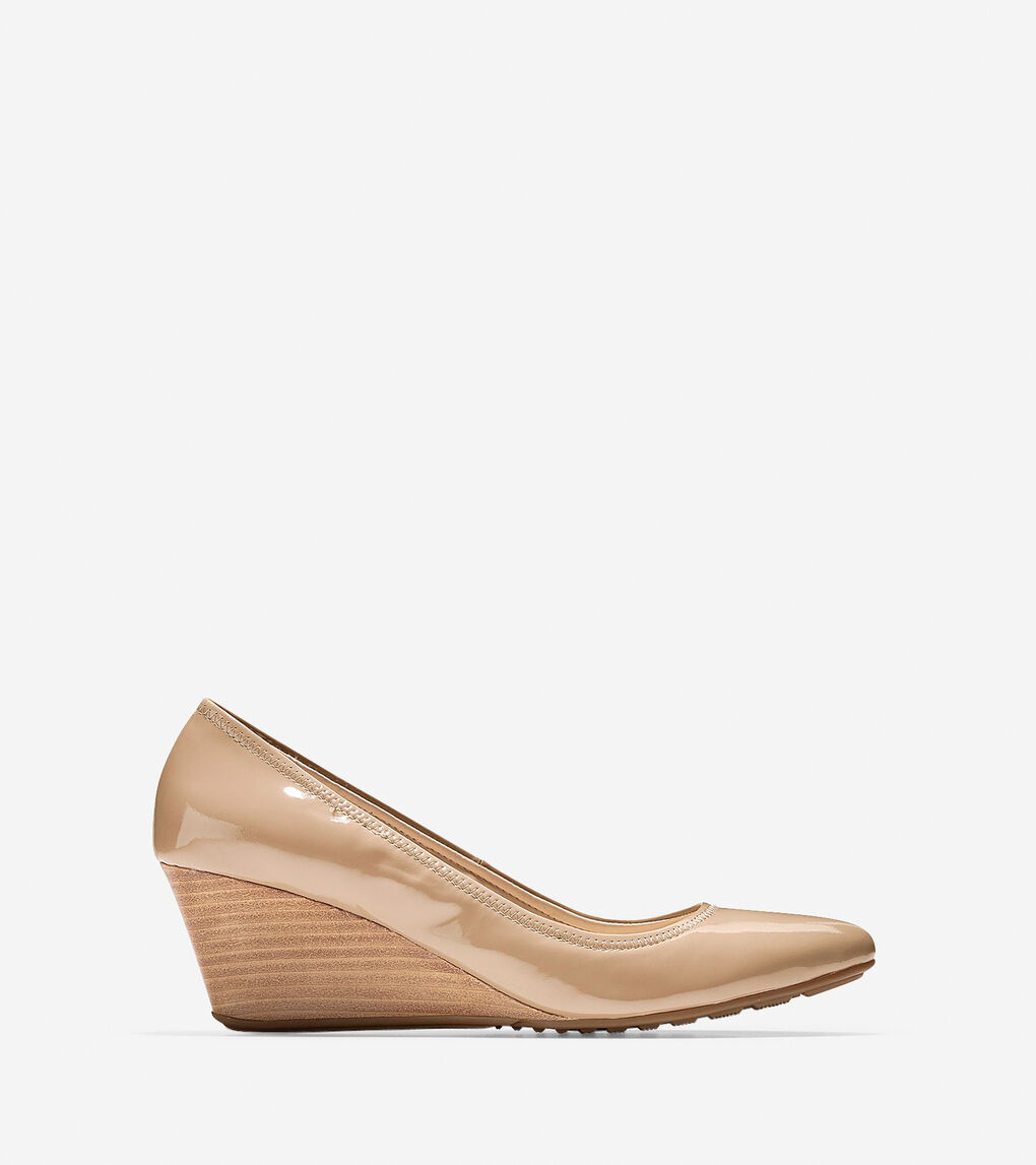 Womens Emory Luxe Wedge (65mm)