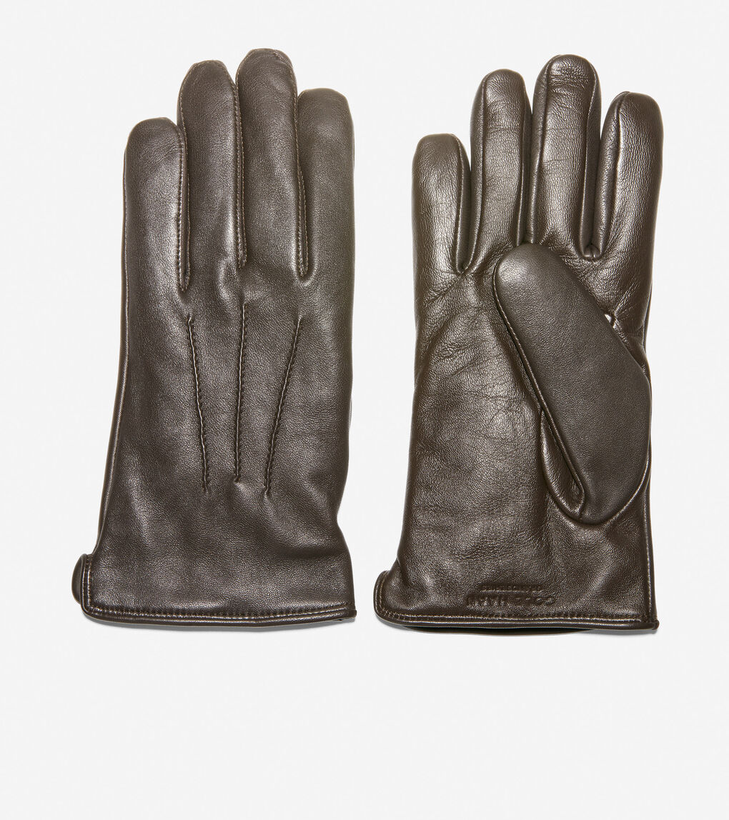 Mens GRANDSERIES Leather Glove