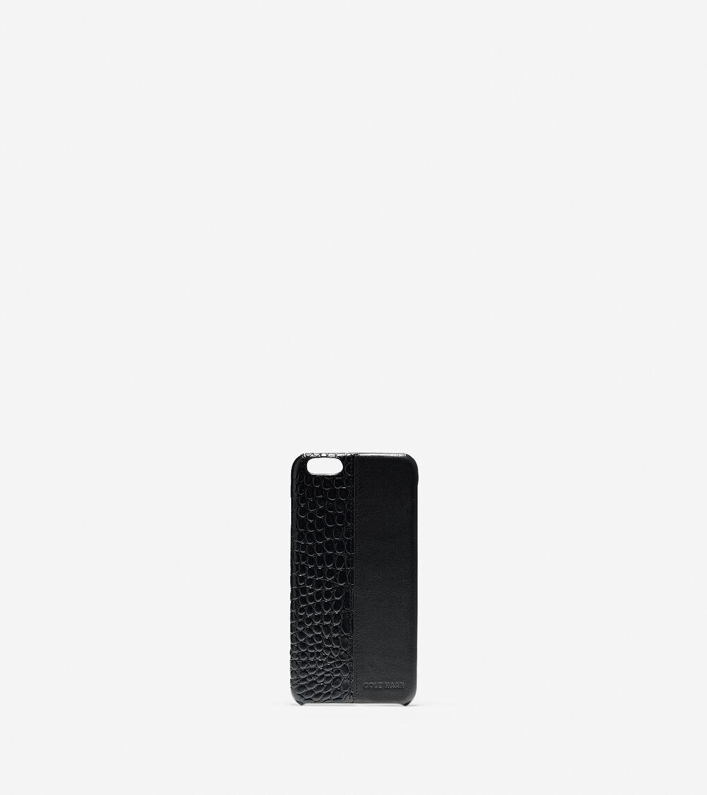 Mens Split Crocco iPhone 6 Plus Case