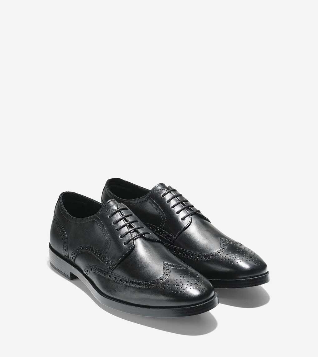 Mens Jefferson Grand Wingtip Oxford