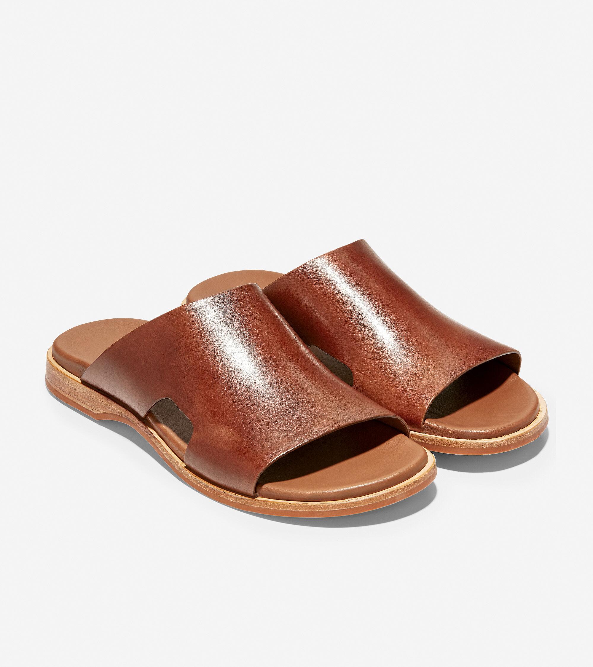 Men's Goldwyn Slide Sandal in British