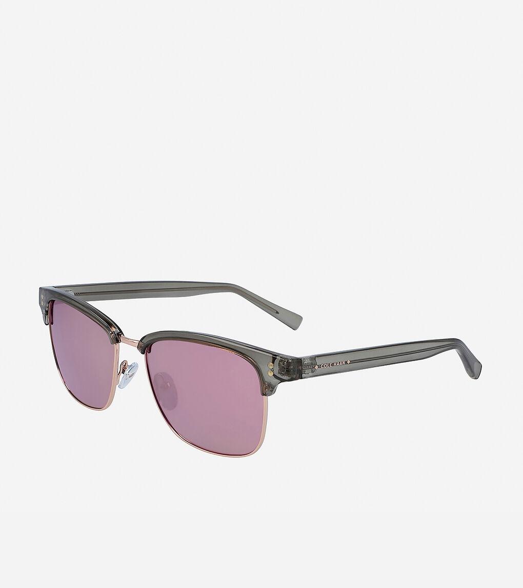 Womens Square Combo Sunglasses