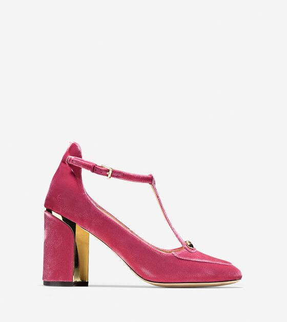 Shoes > Collection T-Strap Pump (85mm)