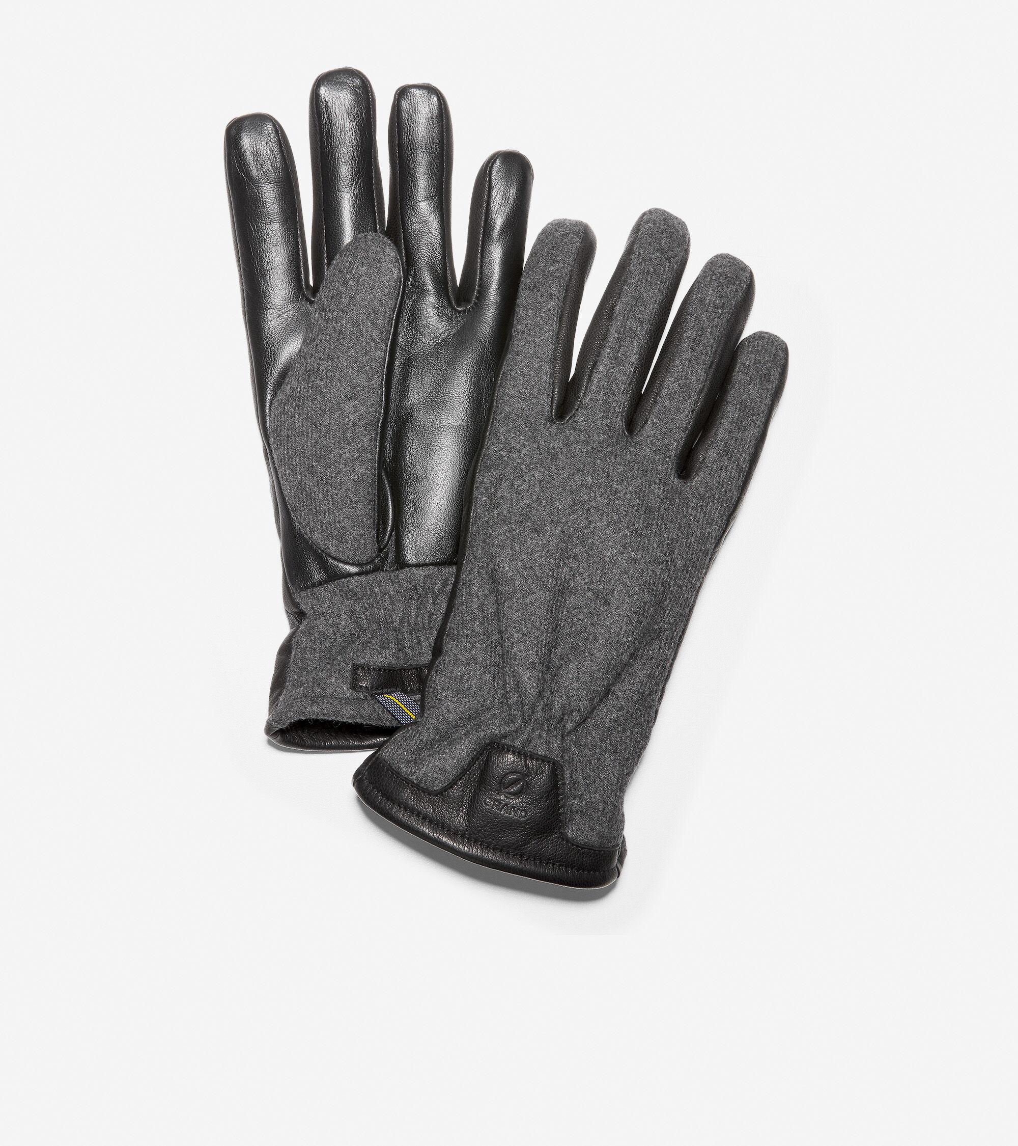 Cole Haan Men's ZEROGRAND Wool Glove