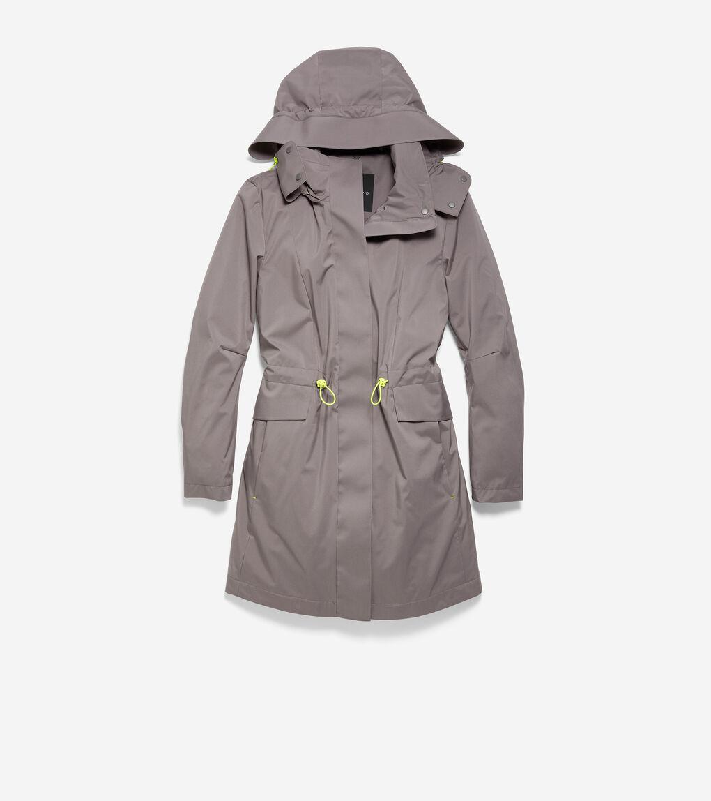 WOMENS ZERØGRAND Long City Jacket