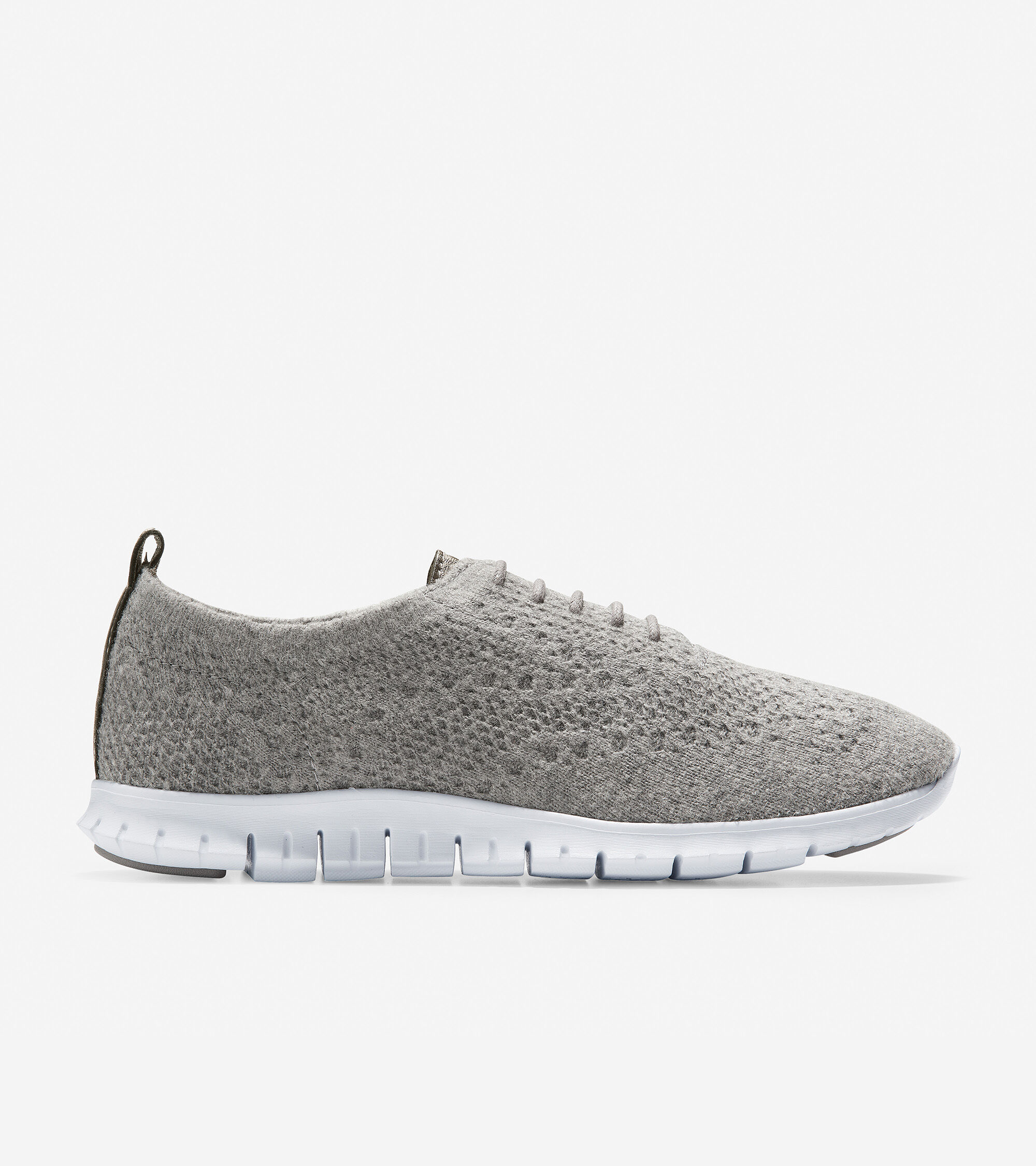 29f541d8377e4 Women's ZEROGRAND Oxfords with Stitchlite™ Wool in Ironstone | Cole Haan