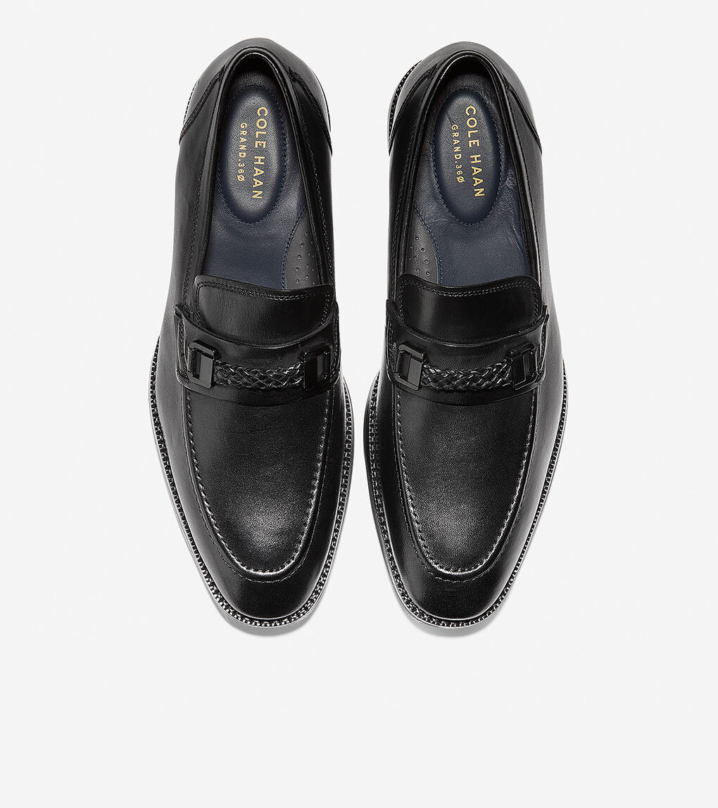 Mens Warner Grand Bit Loafer