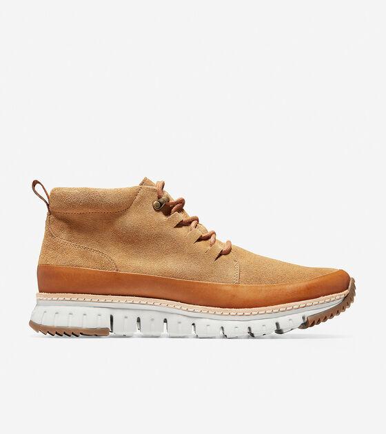 Shoes > Men's ZERØGRAND Rugged Chukka