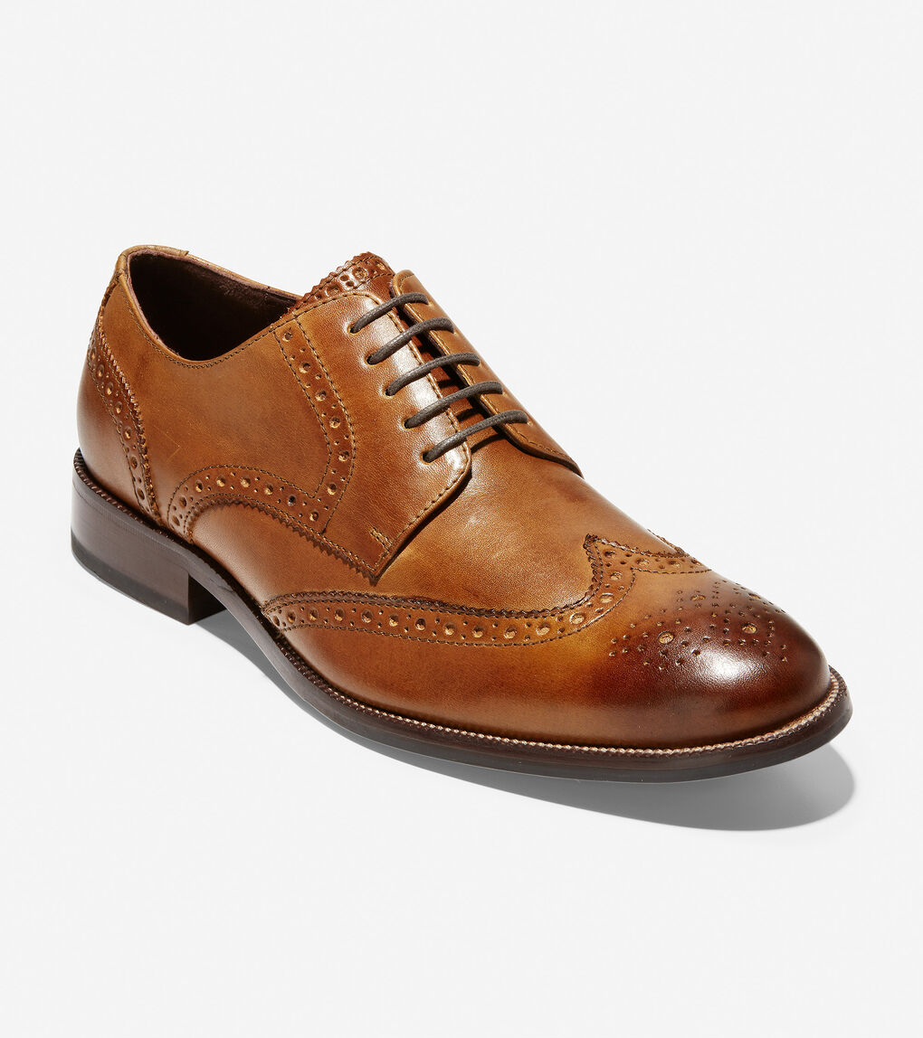 MENS Benton Wingtip Oxford